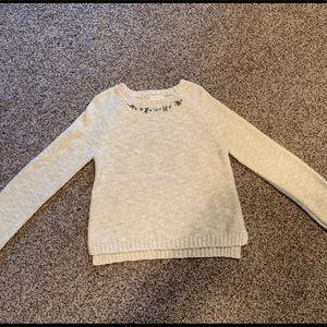 Max Studio girls sweater